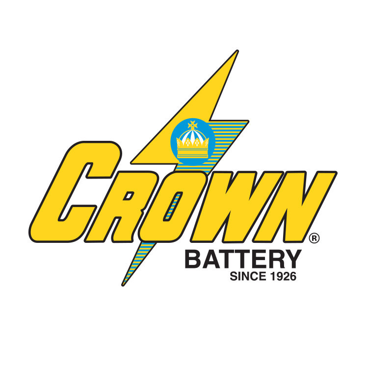 Crown Battery Manufacturing Logo