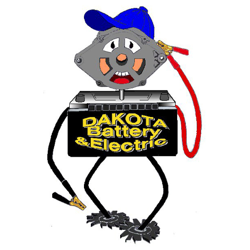 Dakota Battery Logo